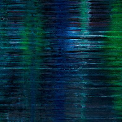 Backwater IV, 2008/2014, Acryl auf Nessel, 135x105 cm (Ausschnitt)