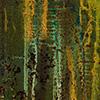 Backwater IX, 2012/2014, Acryl, Schellack auf Nessel, 80x50 cm