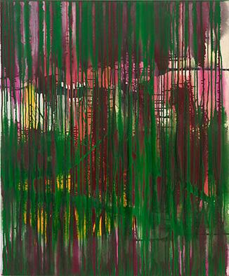Nicht gewollt, 2013, Acryl auf Nessel, 120x100 cm
