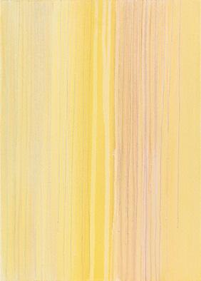 Transparenz und Dichte IX, 2014, Acryl auf Nessel, 70x50 cm