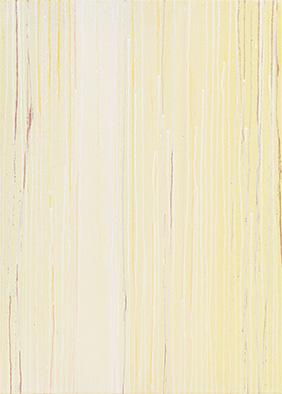 Transparenz und Dichte VIII, 2014, Acryl auf Nessel, 70x50 cm