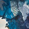 Eiskalt, 2014/2016, Acryl auf Nessel, 100x120 cm