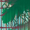 Vernetzt, 2014/2015, Acryl auf Nessel, 80x45 cm
