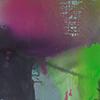 Zwischenzeit, 2020, Acryl auf Nessel, 120x135 cm