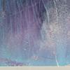 Waldesdunkel/Regenschleier, 2010/2020, Acryl auf Nessel, 80x60 cm